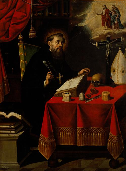 Imagen de San Agustín