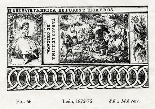 Imagen de En Cinco de Mayo. Fábrica de Puros y Cigarros Ii