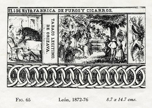 Imagen de El Cinco del Mayo. Fábrica de Puros y Cigarros