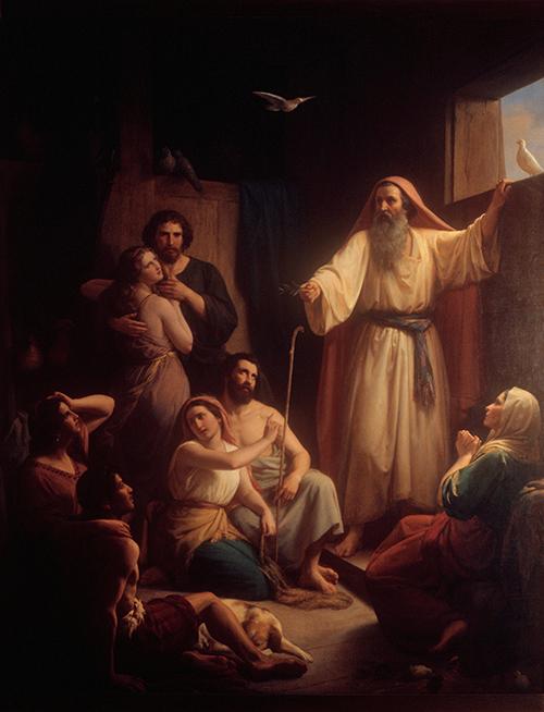 Imagen de El Interior del Arca de Noé