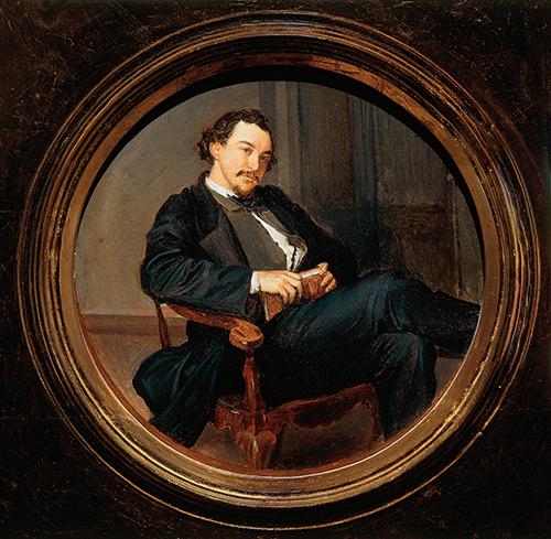 Imagen de Retrato del Pintor Juan Manchola
