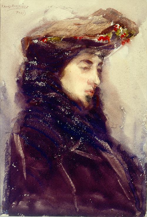 Imagen de Retrato de Dama