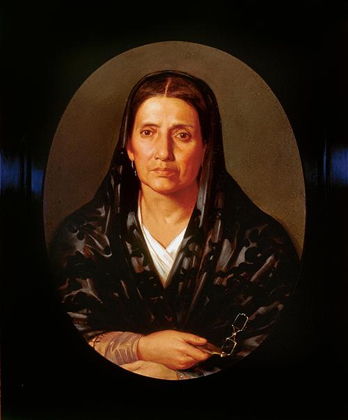 Imagen de Retrato de Dionisia Sojo de O