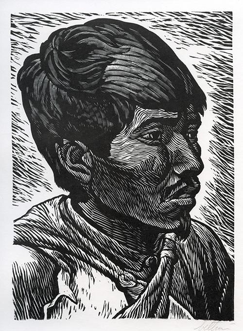 Imagen de Cabeza de Indígena