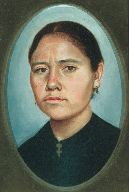 Imagen de Retrato de Vicenta de la Rosa y Reyes