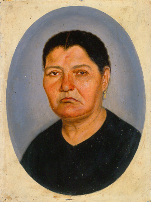 Imagen de Retrato de Eduwigis Hernández de Becerra