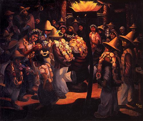 Imagen de Danza del Xóchitl Pitzahuac
