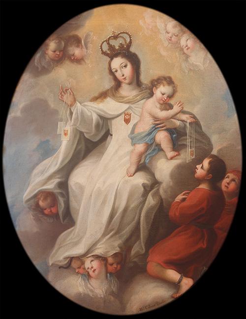 Imagen de La Virgen de La Merced