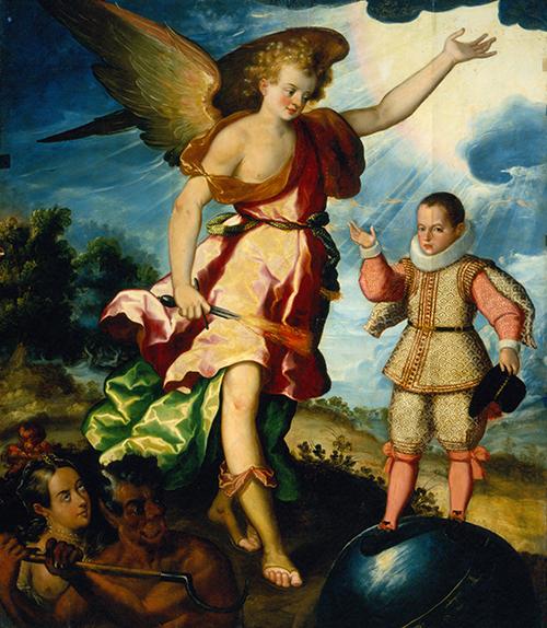 Imagen de El Ángel de la Guarda
