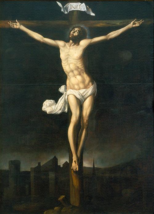 Imagen de Cristo en la Cruz