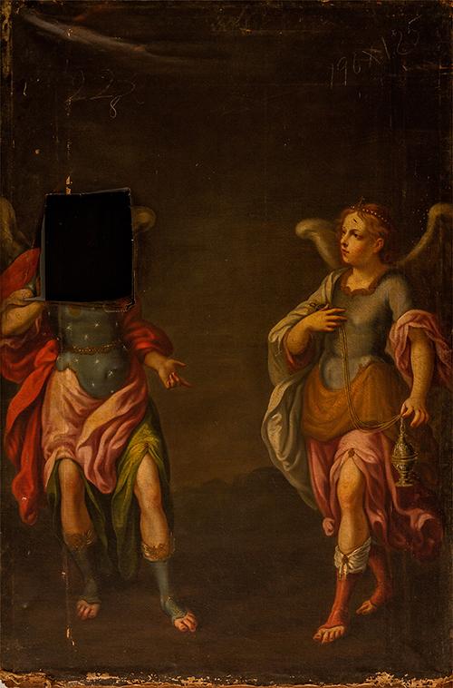 Imagen de Dos ángeles
