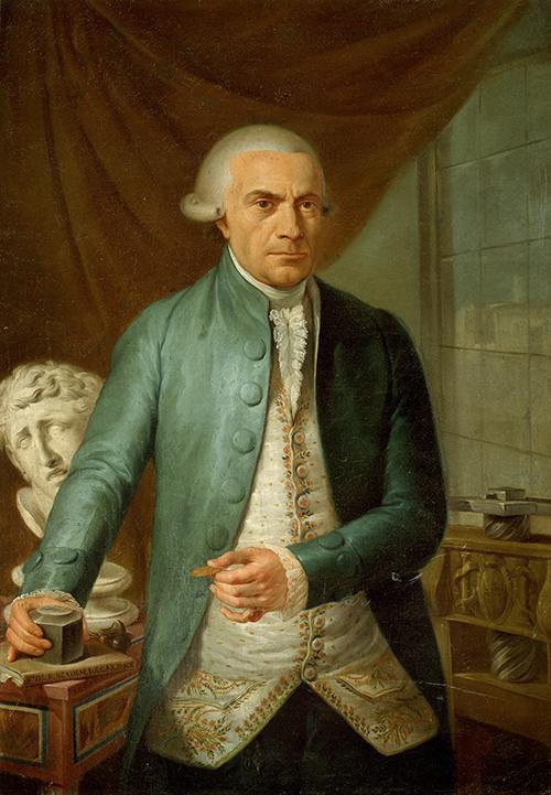 Imagen de Retrato de Don Jerónimo Antonio Gil