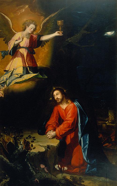 Imagen de La Oración en el Huerto