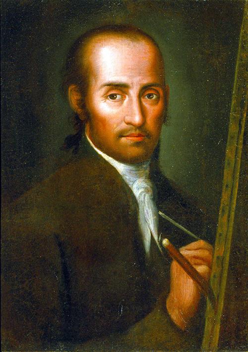 Imagen de Retrato de José de Ibarra