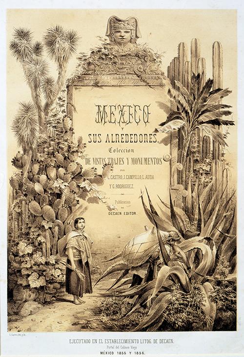 Imagen de México y sus alrededores