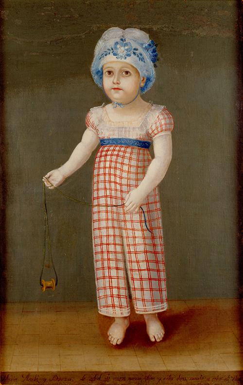 Imagen de Retrato de María Arochi y Baeza