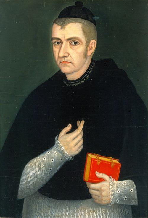 Imagen de Retrato del Ilustrísimo Doctor Don José Domingo Sánchez Reza