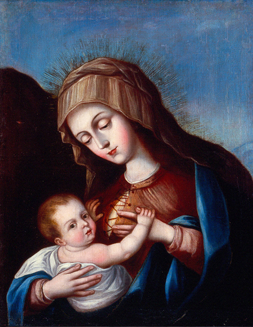 Imagen de Virgen de la Leche