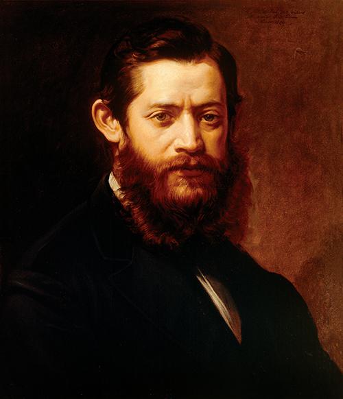 Imagen de Retrato del Pintor José María Velasco