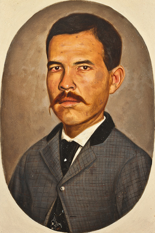 Imagen de Retrato de Epigmenio Ortiz