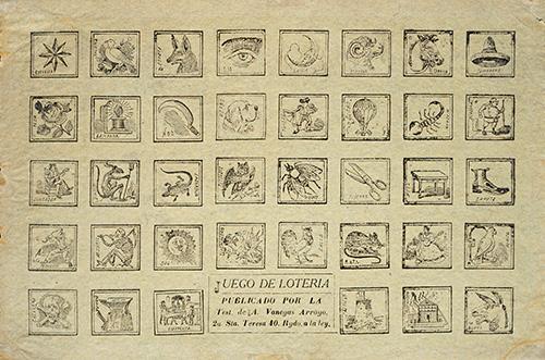 Imagen de Juego de Lotería