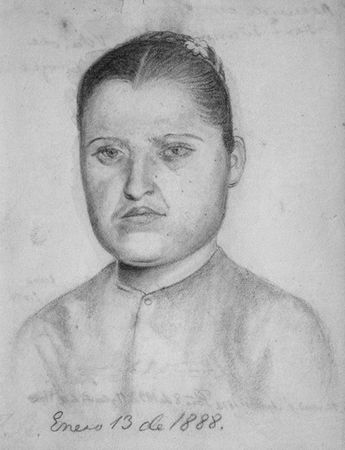 Imagen de Doña Juana Robles Viuda de Orozco