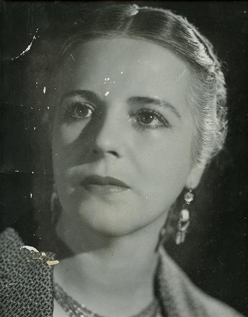 Imagen de María Asúnsolo