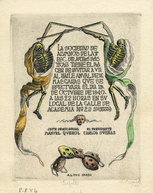 Imagen de Tarjeta (Invitación)