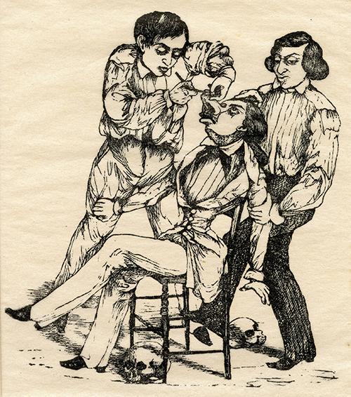 Imagen de Sin Título (Hombre Rasurado)