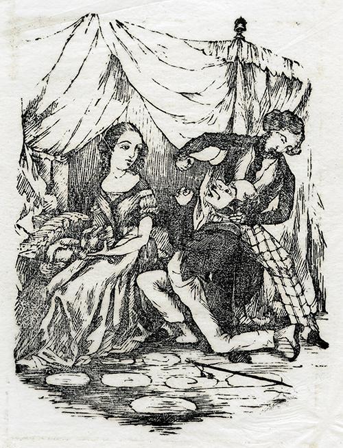 Imagen de Sin Título (Hombre Hincado Rogando a Mujer)