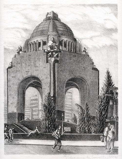 Imagen de Monumento a la Revolución